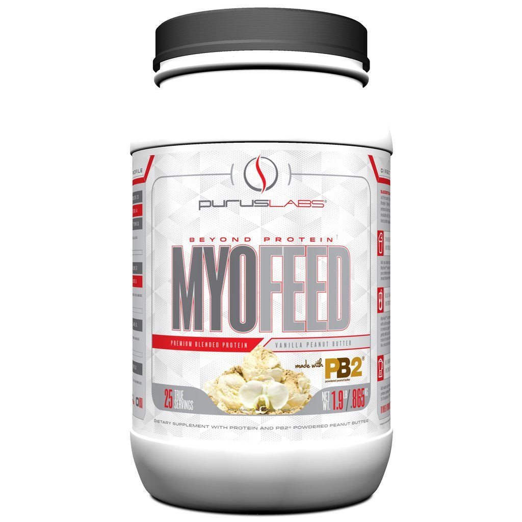 Purus Labs Myofeed with PB2