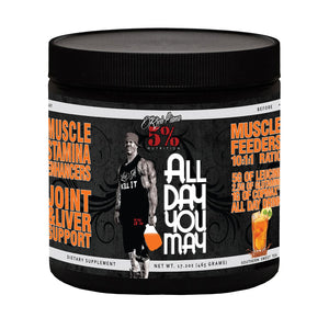 5% Nutrition All Day You May (30 Servings)
