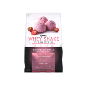 Whey Shake from Syntrax- The New Gold Standard