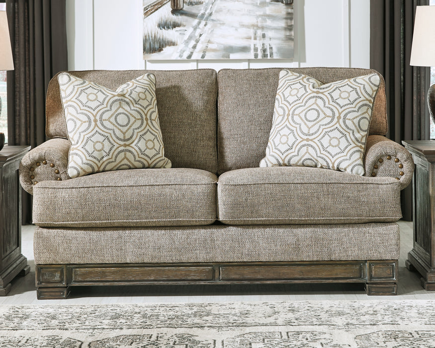 Einsgrove Signature Design by Ashley Loveseat image