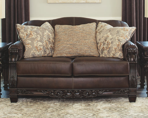 Embrook Signature Design by Ashley Loveseat image