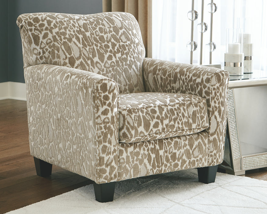 Dovemont Signature Design by Ashley Accent Chair image
