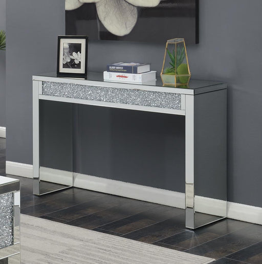 G722499 Contemporary Silver Sofa Table image