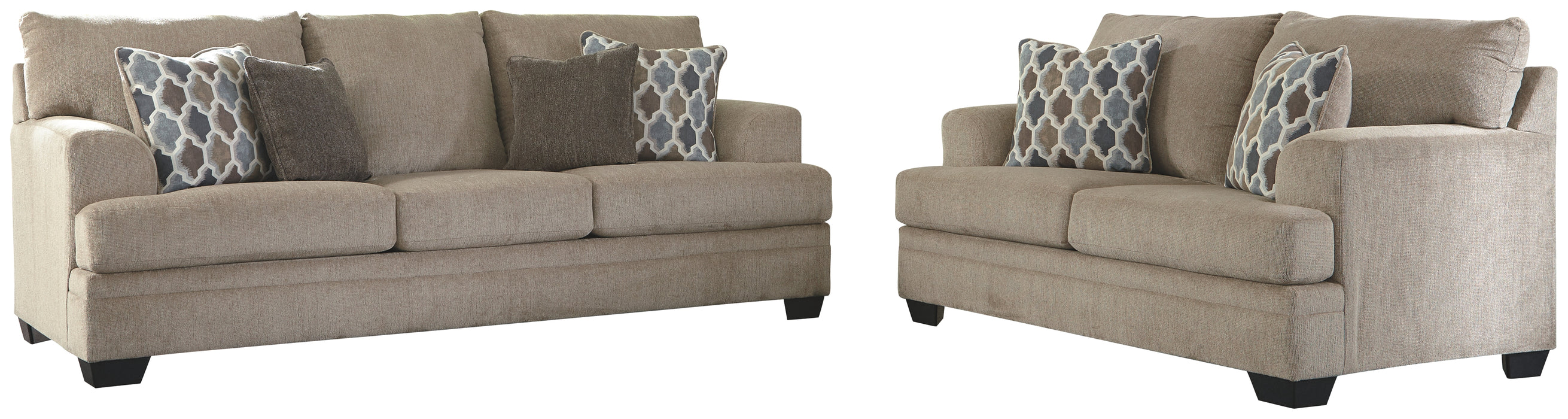 Dorsten Signature Design 2-Piece Living Room Set image