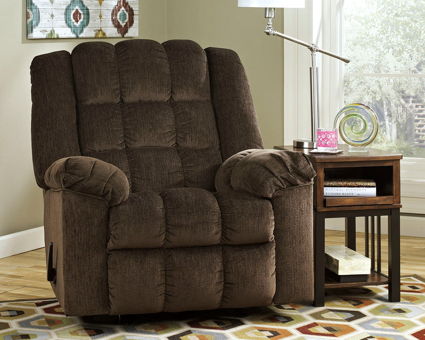 Ludden Signature Design by Ashley Rocker Recliner image