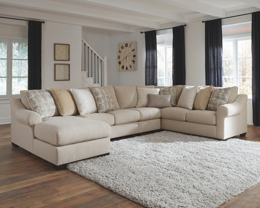 Ingleside Benchcraft 5-Piece Sectional with Chaise image