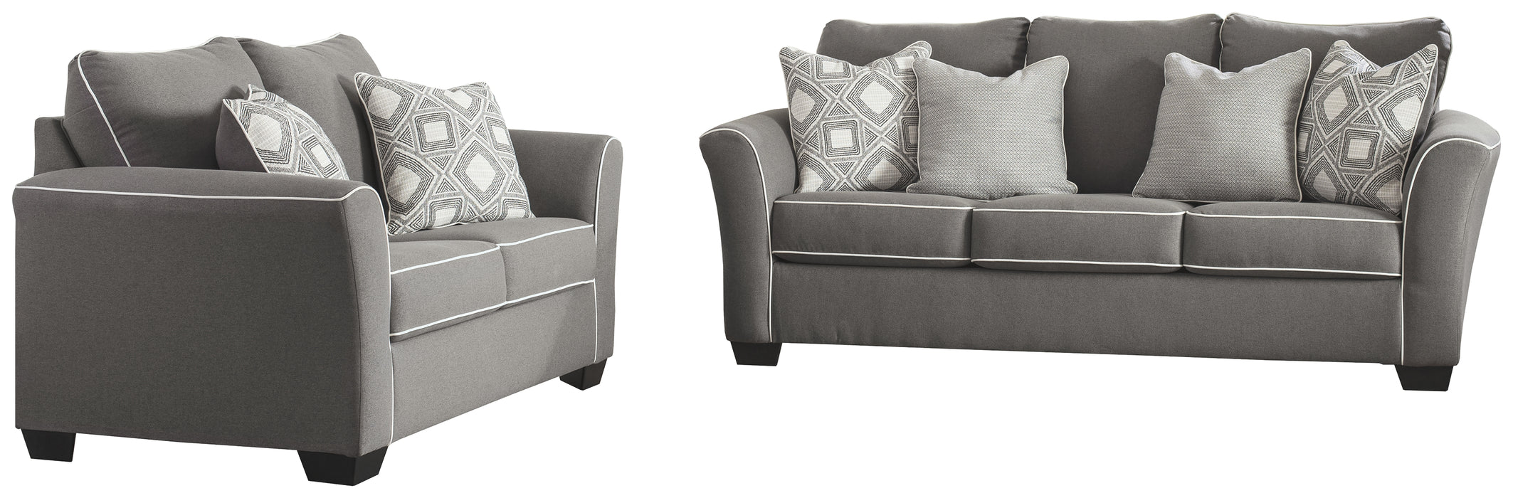 Domani Signature Design 2-Piece Living Room Set image