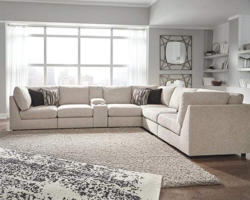 Kellway Signature Design by Ashley 7-Piece Sectional image