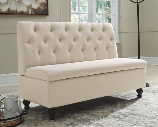 Gwendale Signature Design by Ashley Bench image