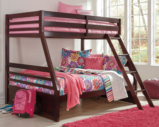 Halanton Signature Design by Ashley Twin over Full Bunk Bed image