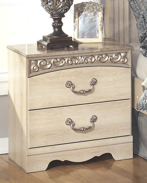 Catalina Signature Design by Ashley Nightstand image