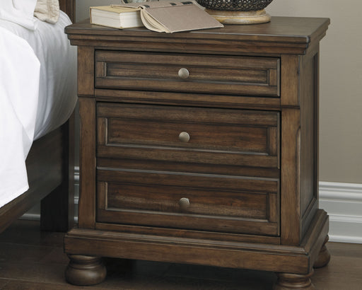 Flynnter Signature Design by Ashley Nightstand image