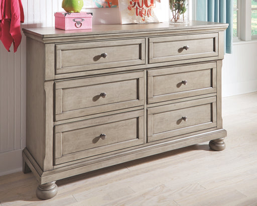 Lettner Signature Design by Ashley Youth Dresser image