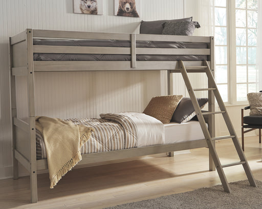 Lettner Signature Design by Ashley TwinTwin Bunk Bed wLadder image