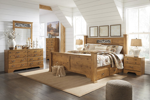 Bittersweet Signature Design 5-Piece Bedroom Set image