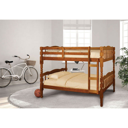 Catalina Oak Twin/Twin Bunk Bed image