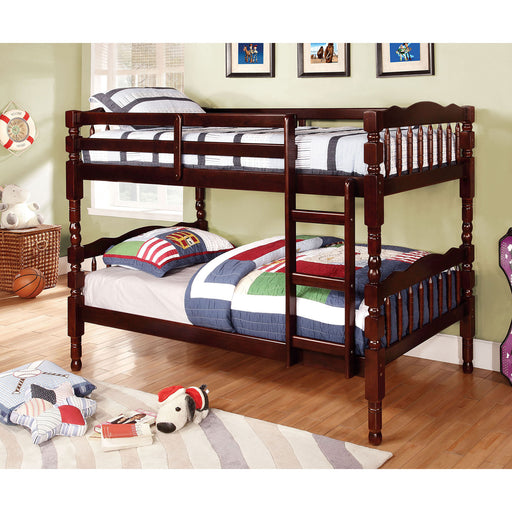 Catalina Dark Walnut Twin/Twin Bunk Bed image