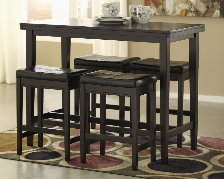 Kimonte Signature Design by Ashley Counter Height Table image