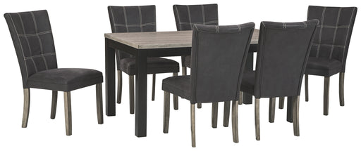 Dontally Benchcraft 7-Piece Dining Room Package image