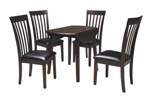 Hammis Signature Design 5-Piece Dining Room Set image