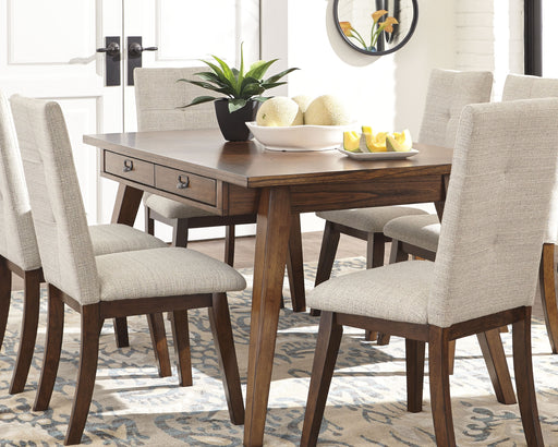 Centiar Signature Design by Ashley Dining Table image