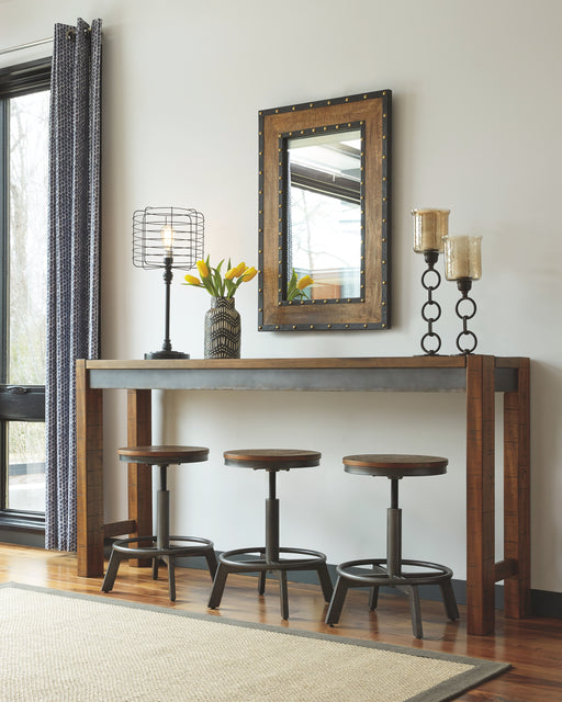 Torjin Signature Design by Ashley Counter Height Table image