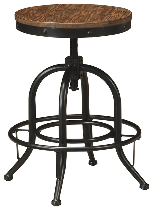Pinnadel Signature Design 2-Piece Bar Stool Package image