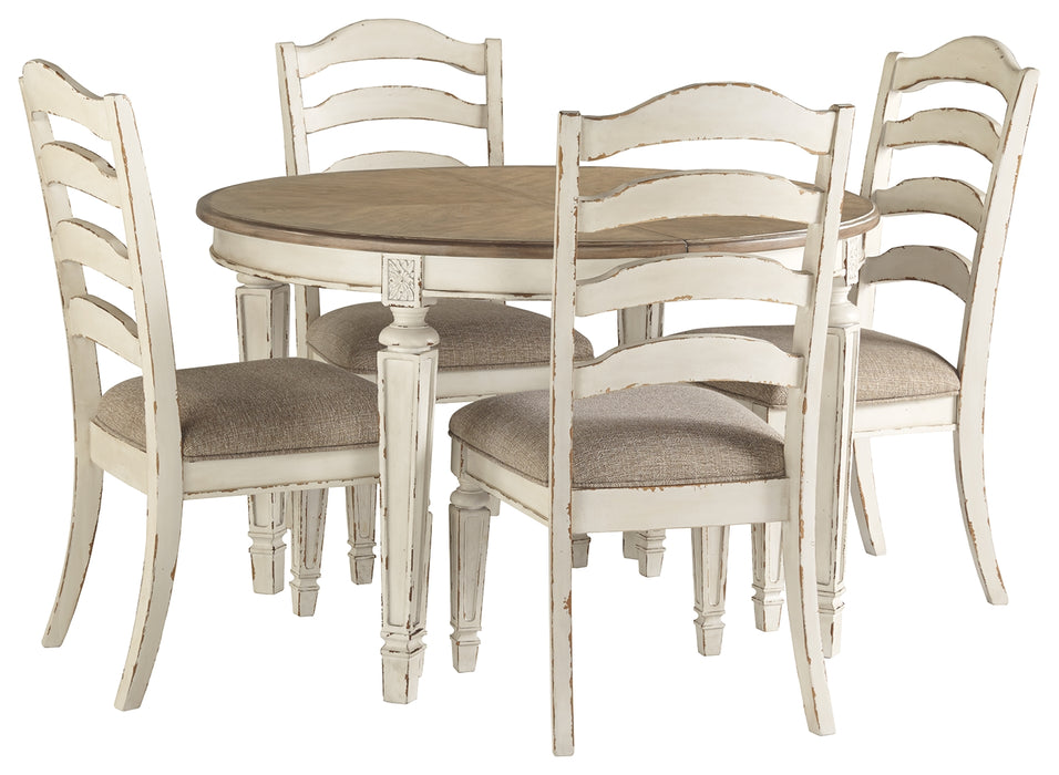Realyn 5-Piece Dining Room Set image