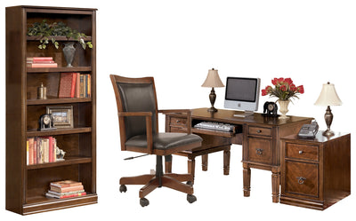 Hamlyn 4-Piece Home Office Set image