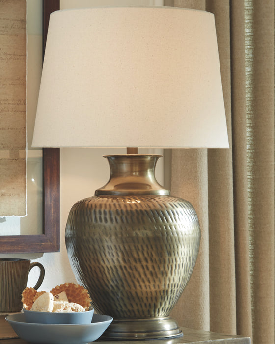 Eviana Signature Design by Ashley Table Lamp image
