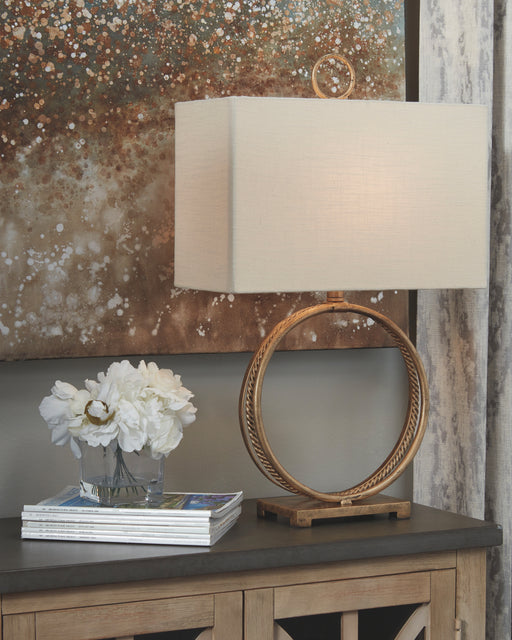 Mahala Signature Design by Ashley Table Lamp image