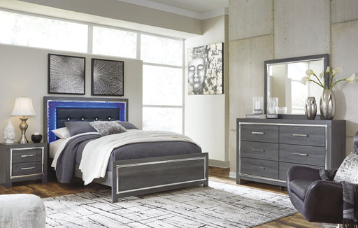 Lodanna Signature Design 5-Piece Bedroom Set image