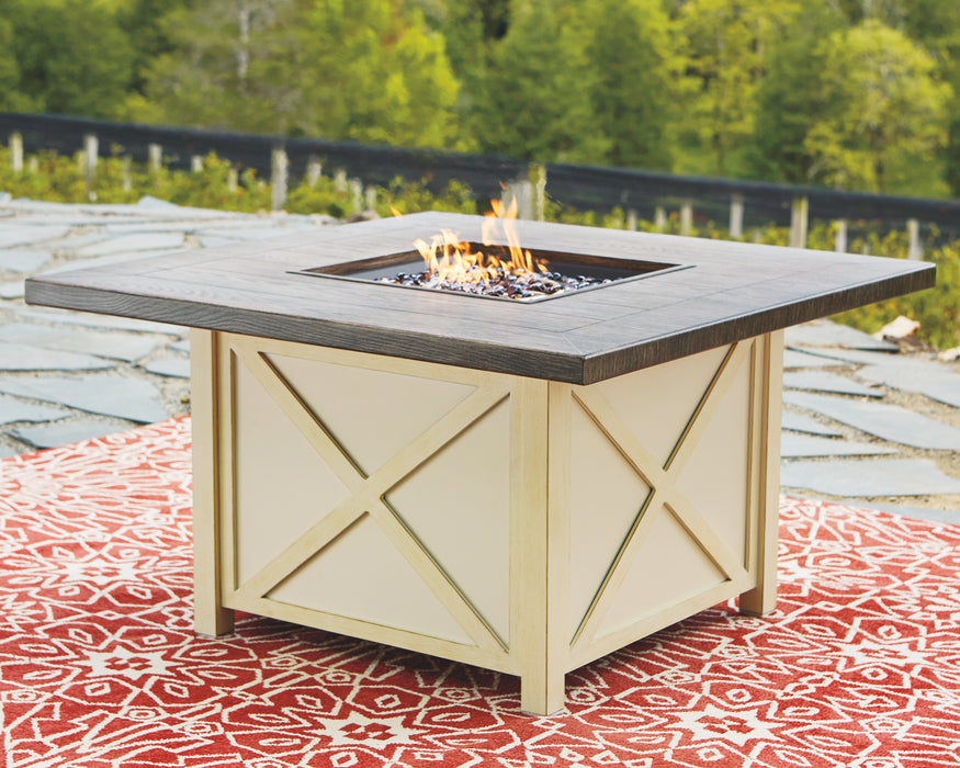 Preston Bay Signature Design by Ashley Outdoor Multi-use Table image