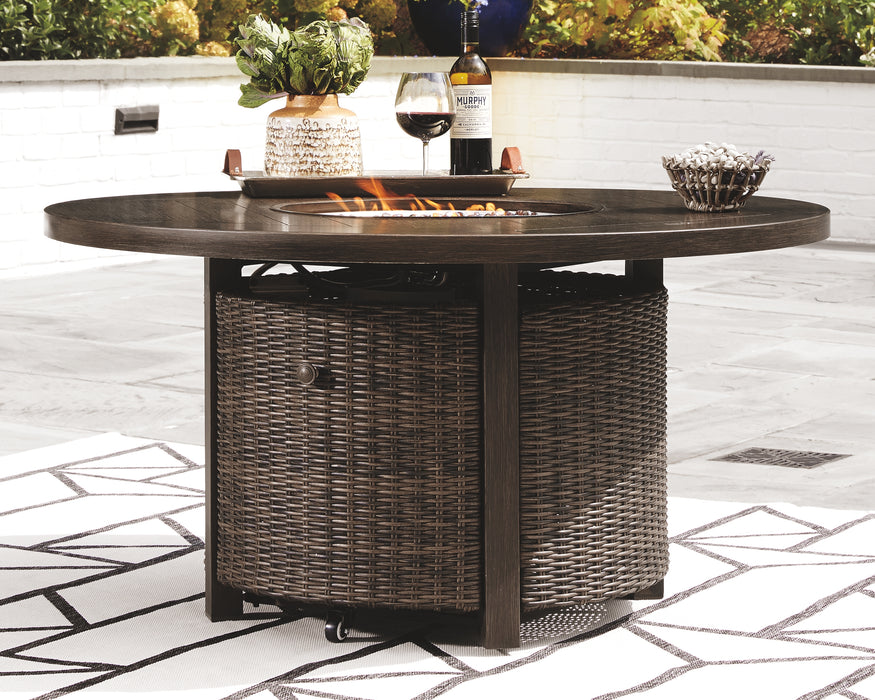 Paradise Trail Signature Design by Ashley Outdoor Multi-use Table image