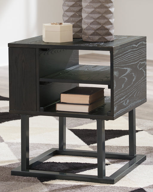 Airdon Signature Design by Ashley End Table image