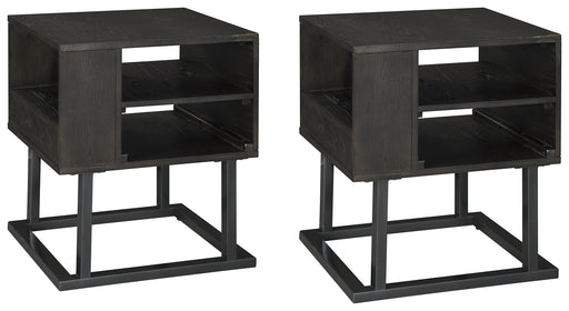 Airdon Signature Design 2-Piece End Table Set image
