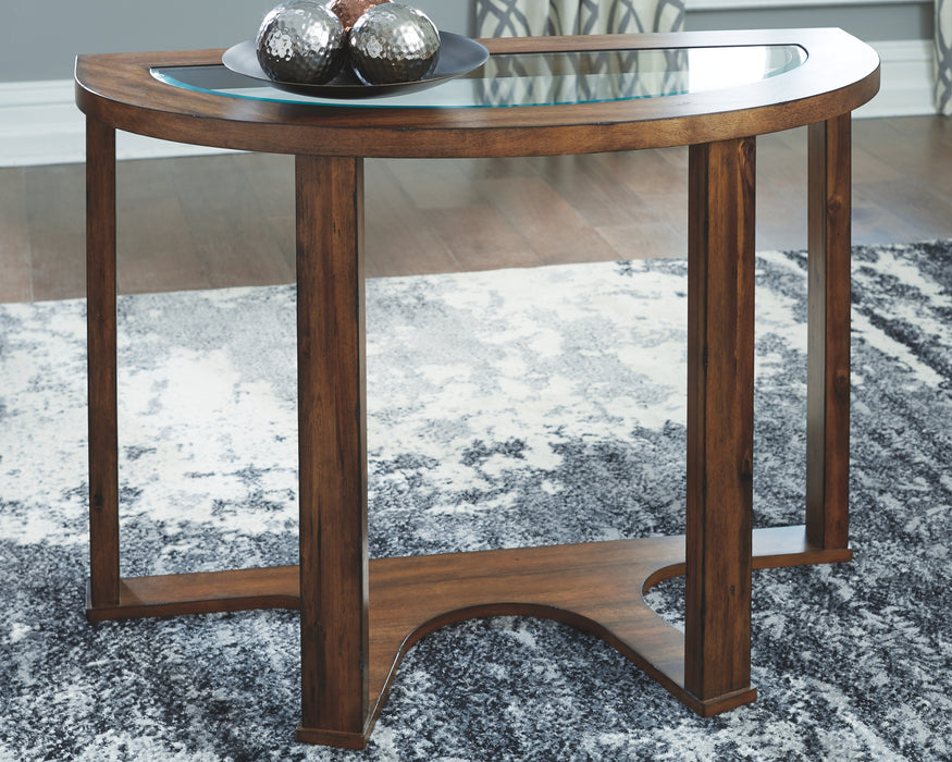 Hannery Signature Design by Ashley Sofa Table image