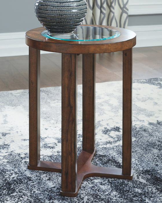 Hannery Signature Design by Ashley End Table image