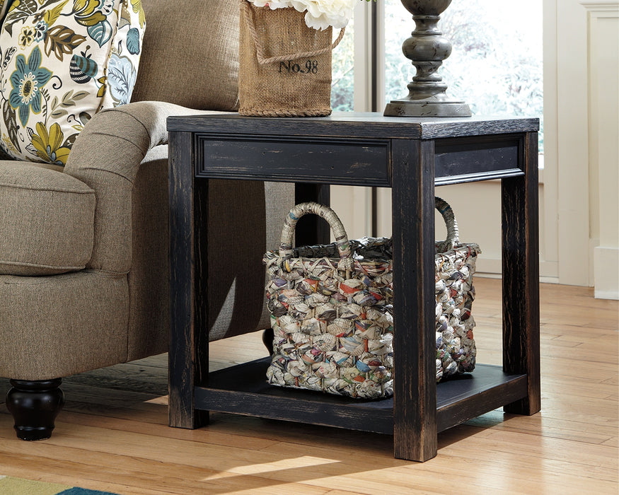 Gavelston Signature Design by Ashley End Table image