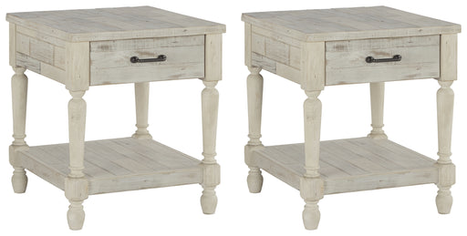 Shawnalore Signature Design 2-Piece End Table Set image