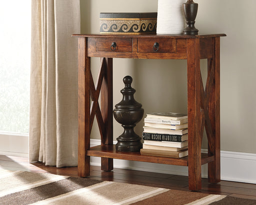 Abbonto Signature Design by Ashley Sofa Table image
