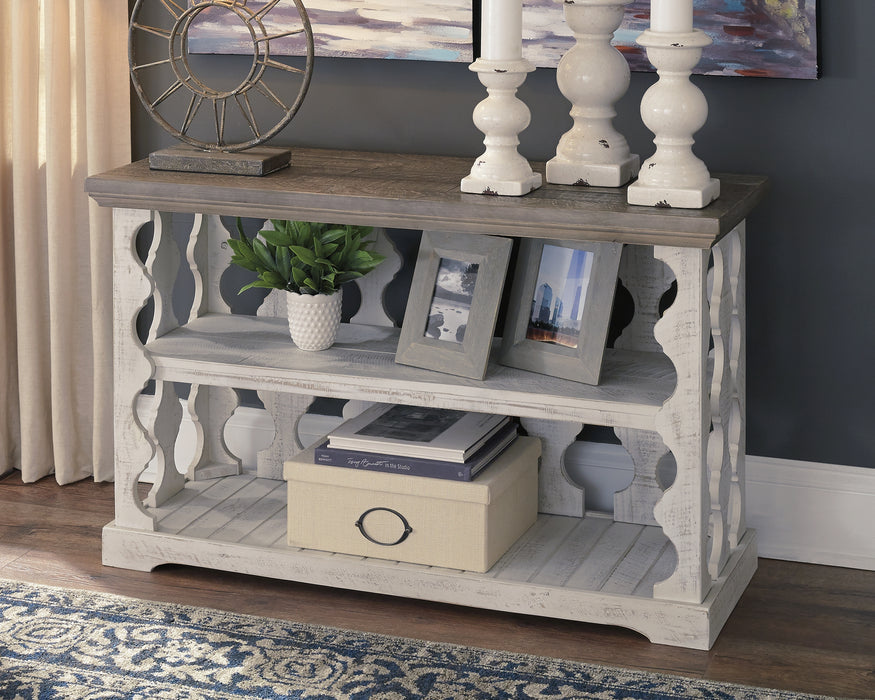 Havalance Signature Design by Ashley Sofa Table image