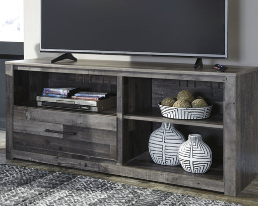 Derekson Signature Design by Ashley TV Stand image