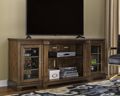 Flynnter Signature Design by Ashley TV Stand image