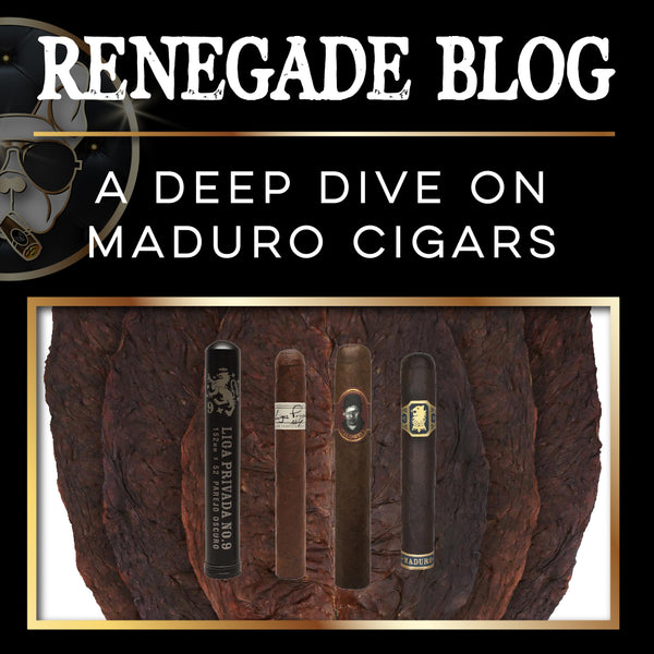 A Deep Dive On Maduro Cigars