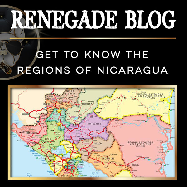 Get To Know The Regions of Nicaragua