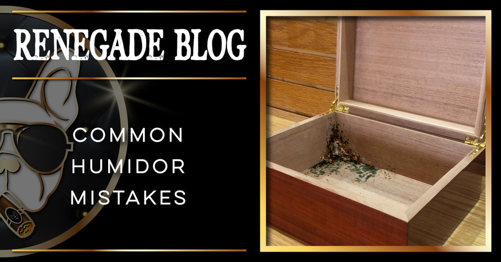 Common Humidor Mistakes Title 1