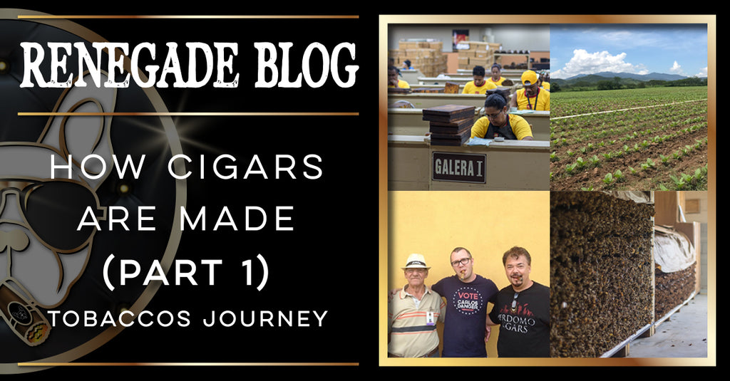 How Cigars are Made: Part1 Title