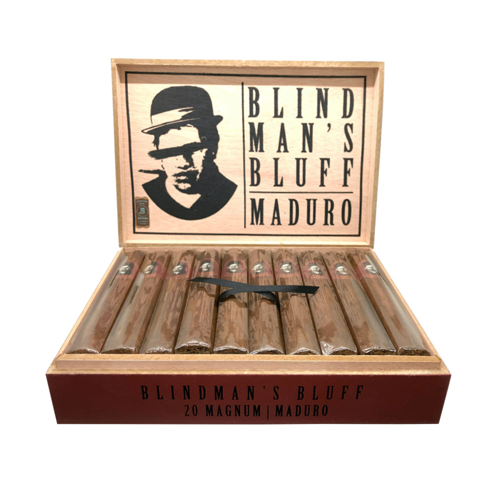 Load image into Gallery viewer, Caldwell Blind Man's Bluff Maduro