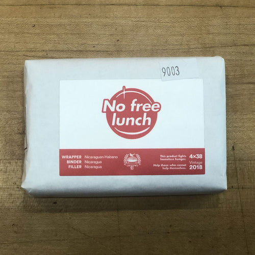 Lost and Found No Free Lunch Red Vintage 2018 (10 Pack)